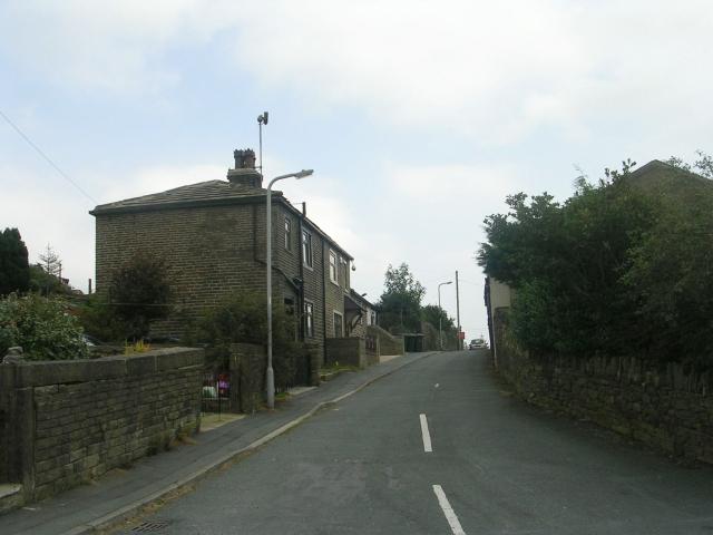Ladysmith Road - Roper Lane