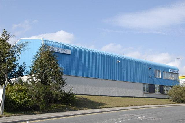 Colourful Industrial Unit II