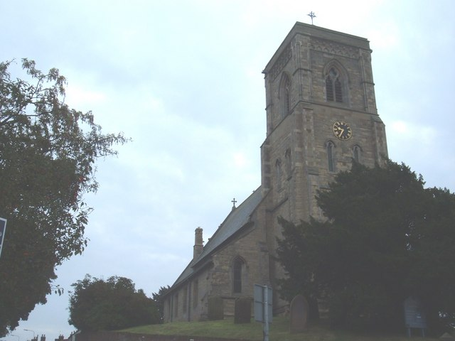 St Andrew's Church, Middleton-on-the-Wolds