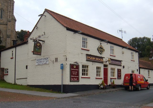 The Robin Hood, Middleton-on-the-Wolds