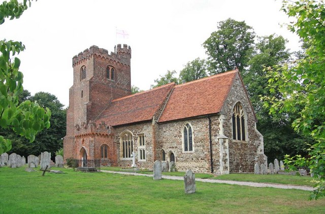 St Andrew, Sandon, Essex