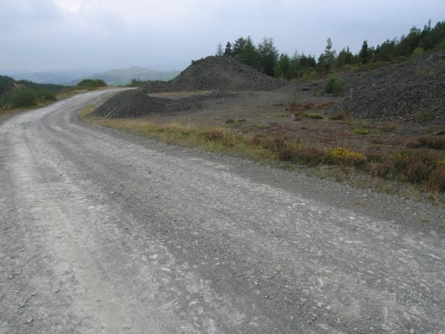 Quarry litter