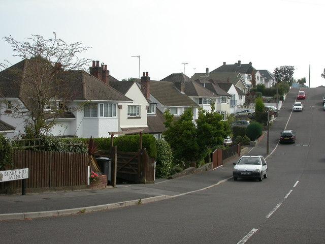 Parkstone, Blake Hill Avenue