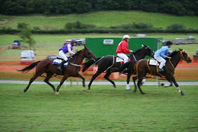 Riding race