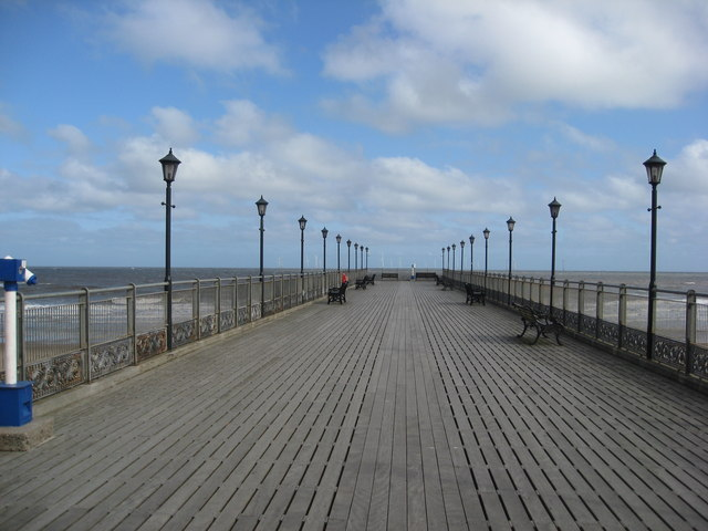 Skegness - End of the Pier