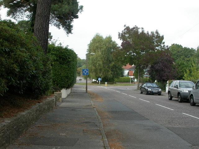 Parkstone, roundabout