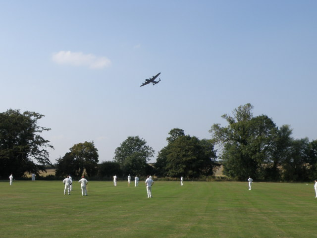 Cricket at Little Casterton