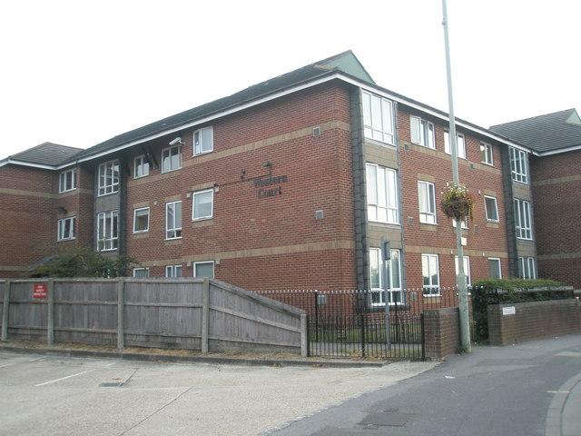 Western Court in West Street