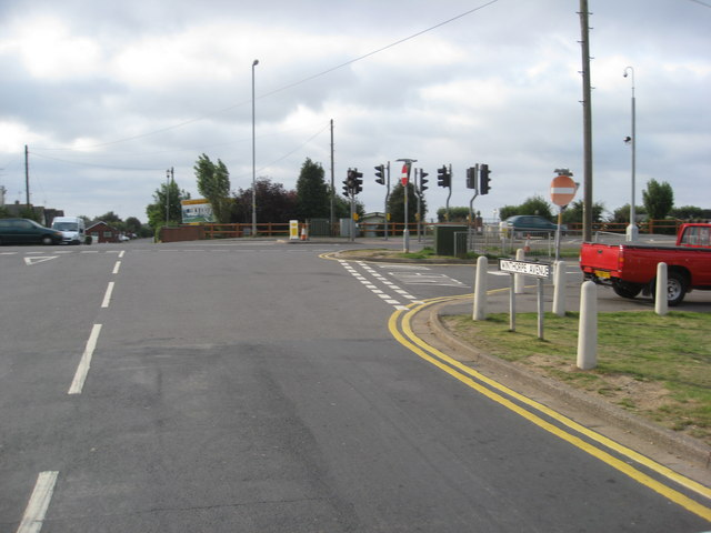 Seathorne - Winthorpe Avenue (Junction with A52)