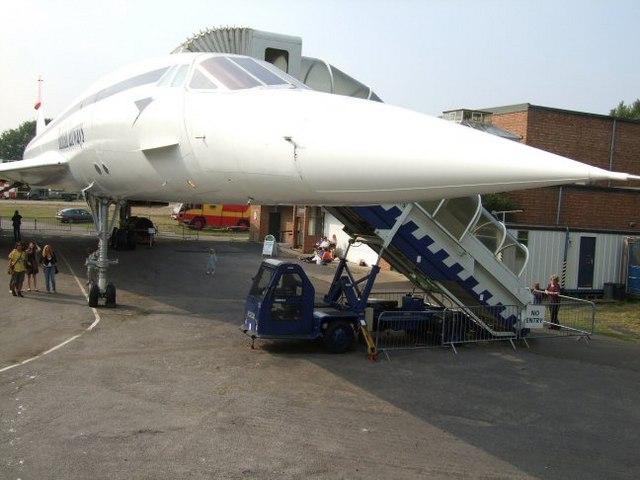 Brooklands Museum Concorde