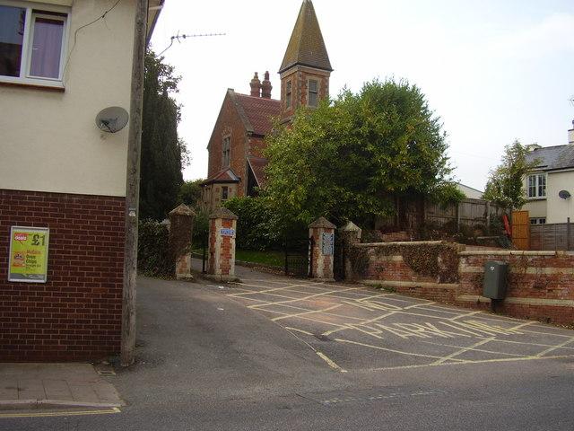Cemetery Lodge Temple Street