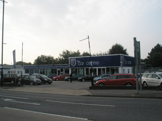 the car centre in West Street