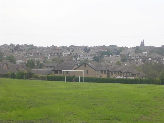 Football Pitch - Moor Close Avenue