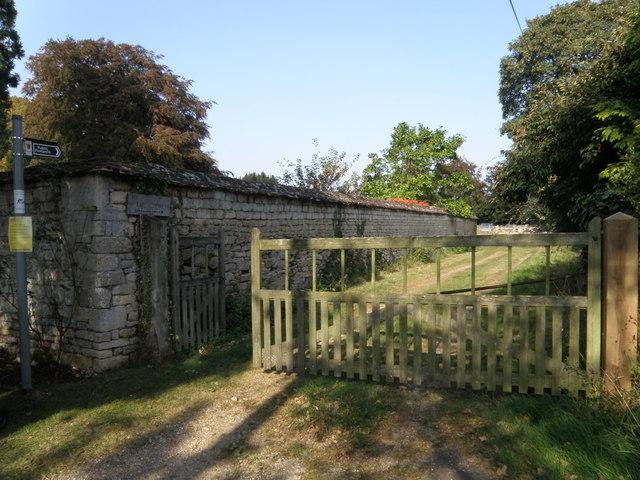 Church Close, Little Casterton