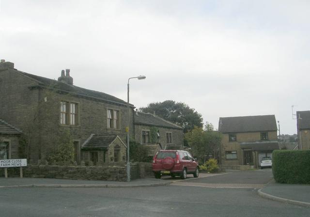 Moor Close Farm Mews - Moor Close Lane