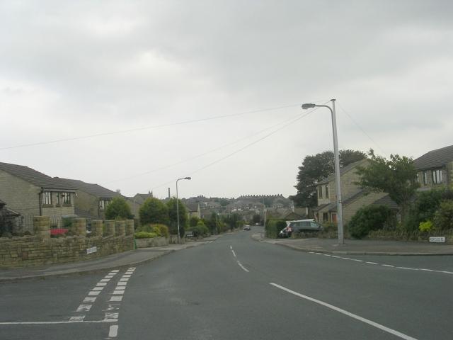 Moor Close Road - Moor Close Lane