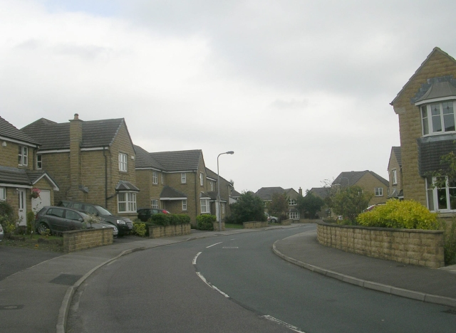 Stonehouse Drive - Moor Close Road