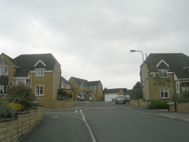 Dunmore Avenue - viewed from Bradshaw View