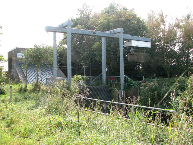 Stokesby Pumping Station