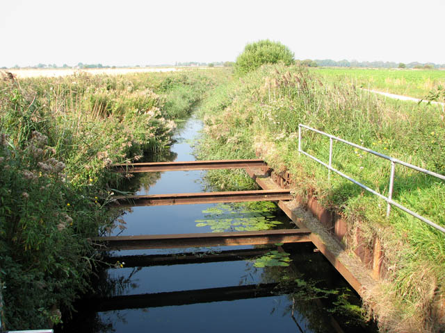 Muck Fleet by Stokesby Pumping Station
