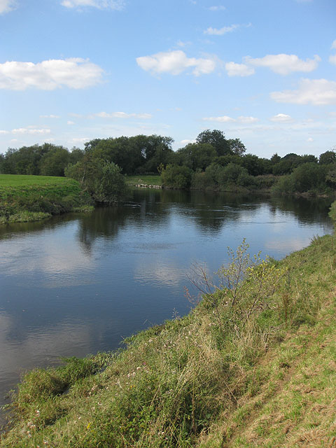 Bend in the Wye
