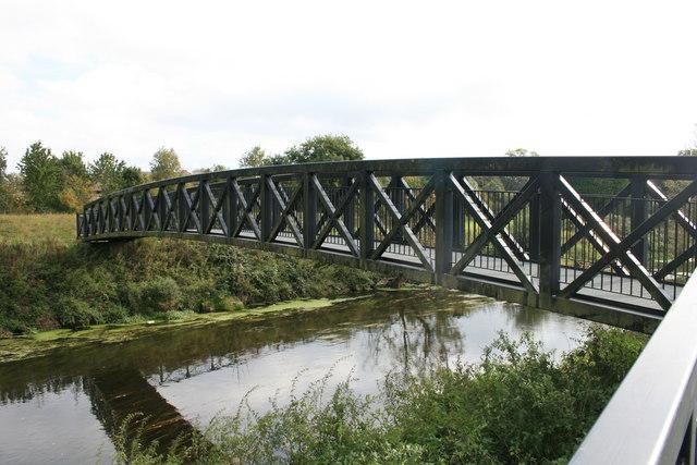 The Preetz Bridge