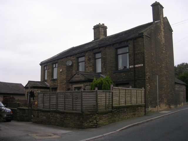 Ackroyd Place - New Park Road