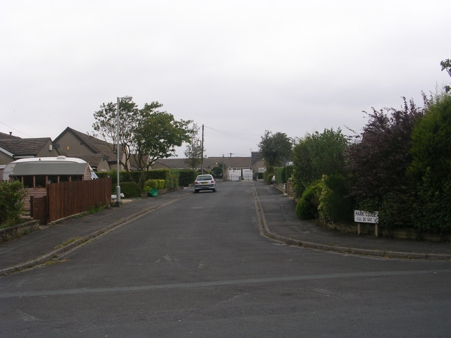 Park Close - New Park Road