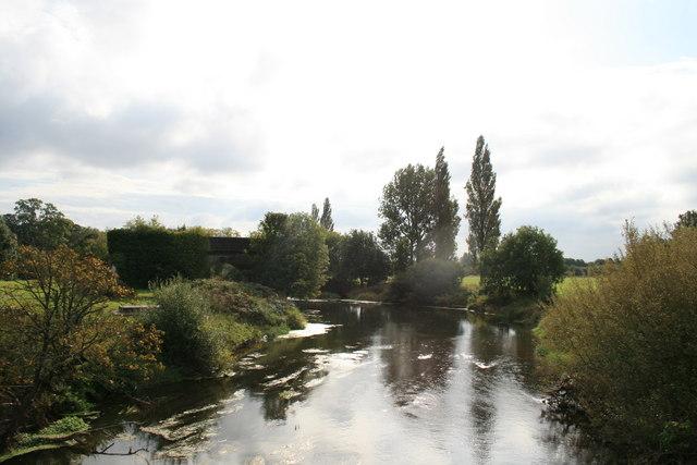 River Stour from the Preetz Bridge