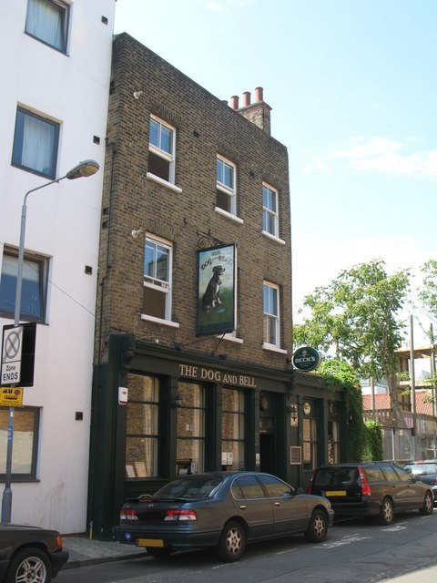 The Dog and Bell, Prince Street, SE8