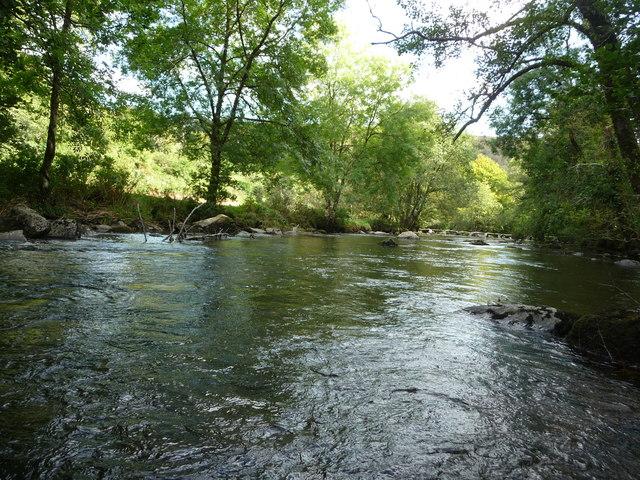 Exmoor : The River Barle & Tarr Steps