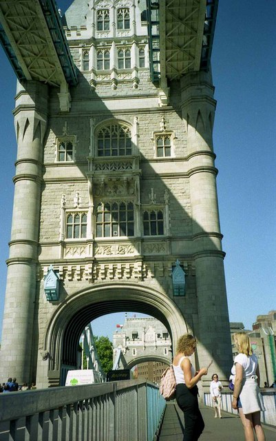 On Tower Bridge (1)
