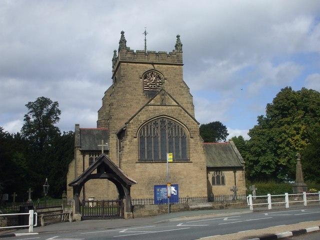 Christ Church, Rossett