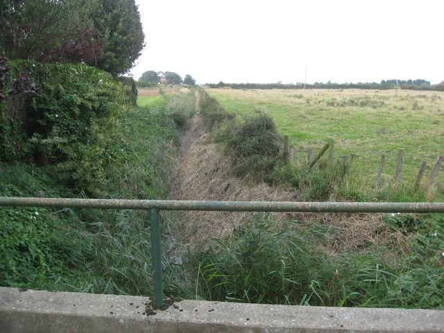 Addlethorpe - Drain at Mottram's Green