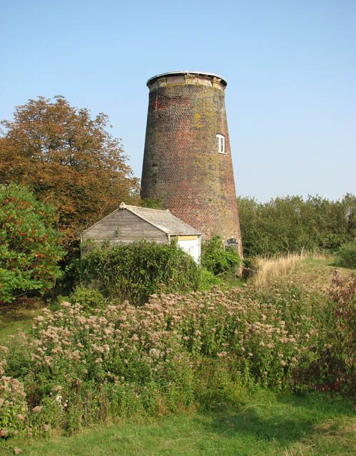 Stokesby Commission Mill