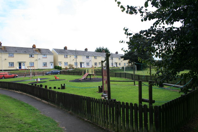 Langton recreation ground, Blandford Forum
