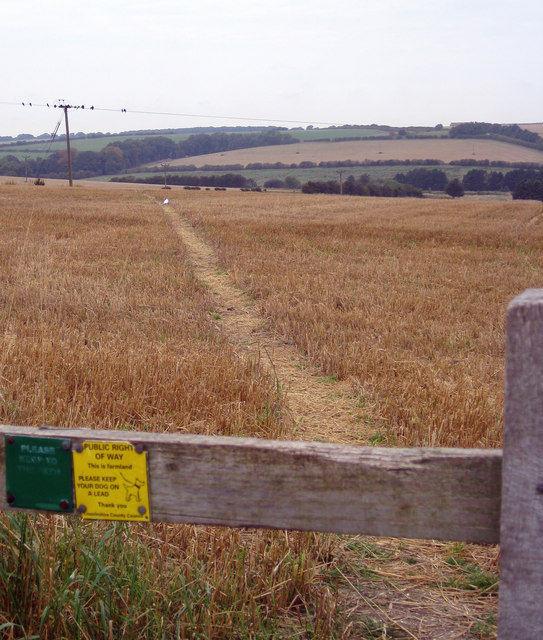 Footpath to Orford