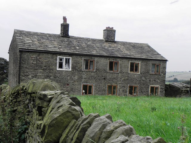 Cottages in Headley Lane opposite Headley Hall