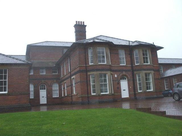 Former Grammar School, Cockermouth