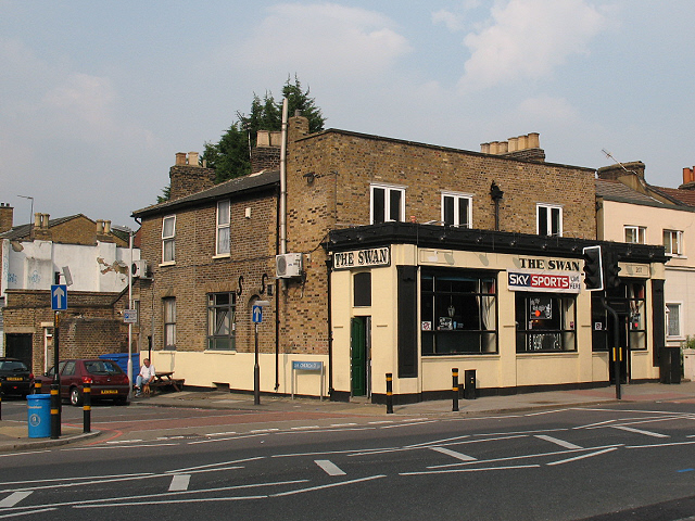 The Swan on Lee High Road