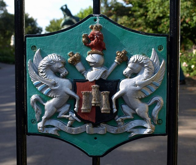 City of Exeter coat of arms