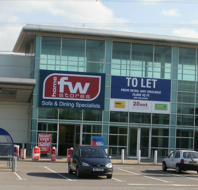 FW Home Stores, 28East Retail Park