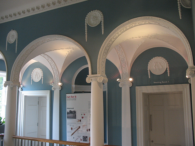The Manor House, Lee - interior