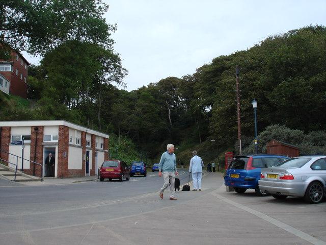 Church Ravine , Filey