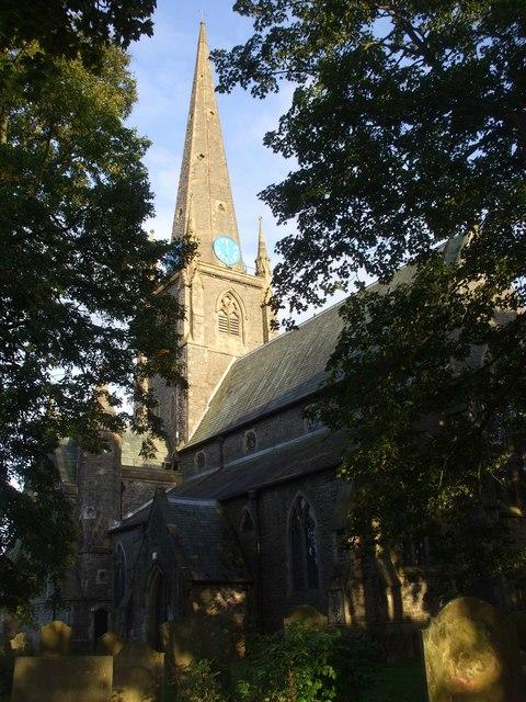 All Saints Church,Cockermouth