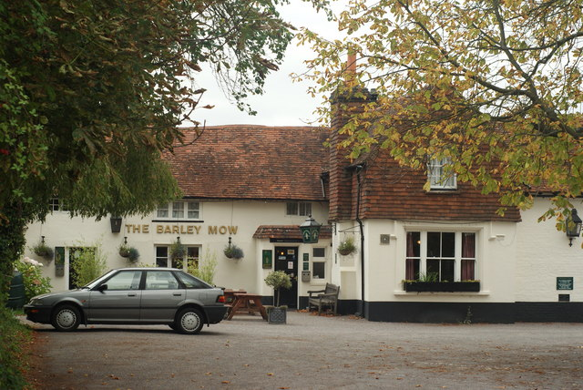 The Barley Mow, West Horsley, Surrey