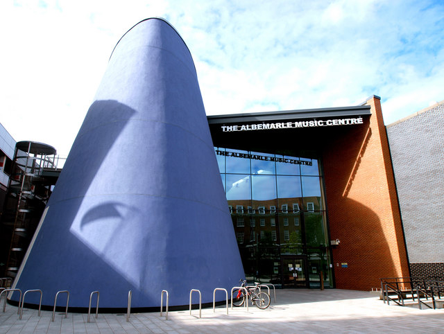 The Albemarle Music Centre