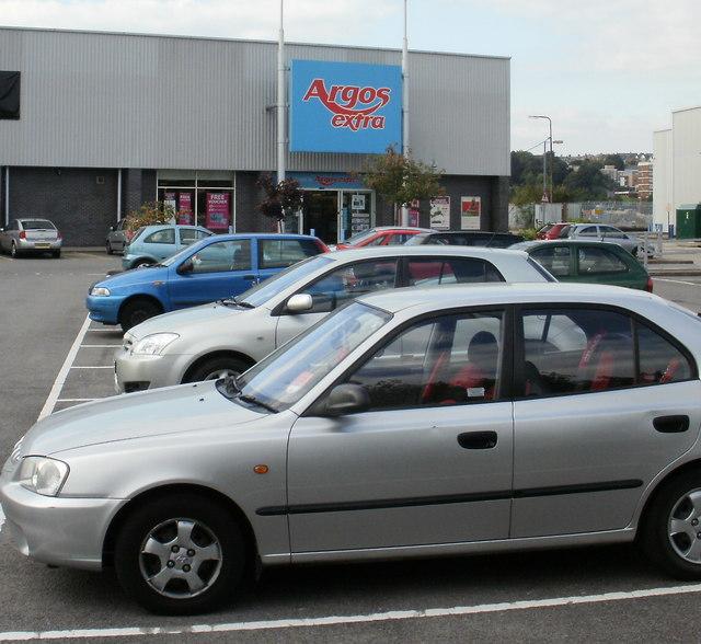 Argos Extra, Maesglas Retail Park
