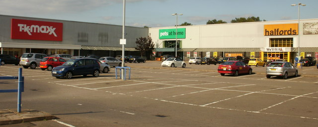 Three retail premises, Maesglas Retail Park, Newport