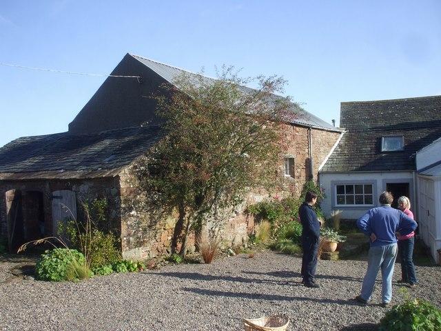 Outbuildings at Crookdake Farm